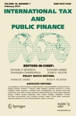 International Tax and Public Finance 1/2011