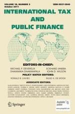 International Tax and Public Finance 5/2011
