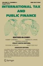 International Tax and Public Finance 4/2014
