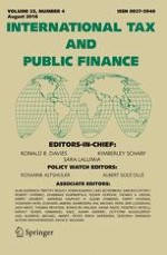 International Tax and Public Finance 4/2016
