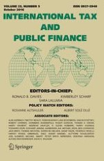 International Tax and Public Finance 5/2016