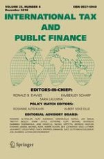 International Tax and Public Finance 6/2016