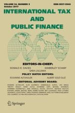 International Tax and Public Finance 5/2017