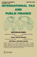 International Tax and Public Finance 6/2017