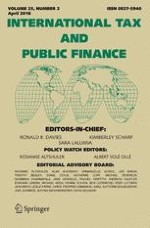 International Tax and Public Finance 2/2018