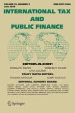 International Tax and Public Finance 3/2018