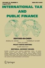 International Tax and Public Finance 4/2018