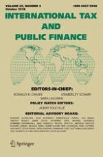 International Tax and Public Finance 5/2018