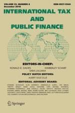 International Tax and Public Finance 6/2018