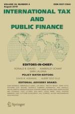 International Tax and Public Finance 4/2019