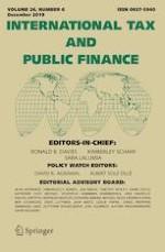 International Tax and Public Finance 6/2019