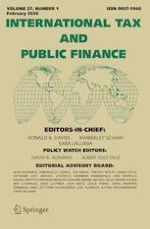 International Tax and Public Finance 1/2020