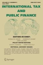 International Tax and Public Finance 3/2020