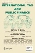 International Tax and Public Finance 1/2000
