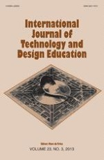International Journal of Technology and Design Education 1/2000