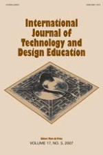 International Journal of Technology and Design Education 3/2007