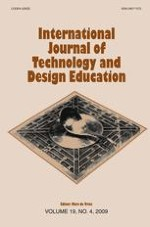 International Journal of Technology and Design Education 4/2009