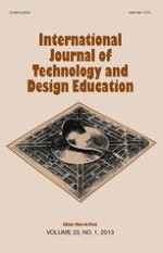 International Journal of Technology and Design Education 1/2013