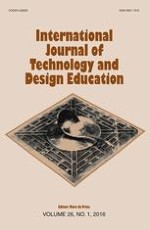 International Journal of Technology and Design Education 1/2016