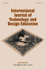 International Journal of Technology and Design Education 3/2016
