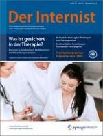 Der Internist 12/2013