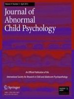 Journal of Abnormal Child Psychology 3/2013