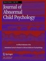 Journal of Abnormal Child Psychology 3/2015