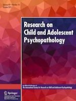 Research on Child and Adolescent Psychopathology 10/2021