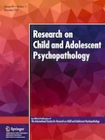 Research on Child and Adolescent Psychopathology 11/2021