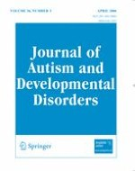 Journal of Autism and Developmental Disorders 3/2006