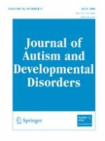 Journal of Autism and Developmental Disorders 5/2006