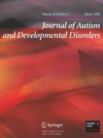 Journal of Autism and Developmental Disorders 3/2008