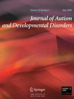 Journal of Autism and Developmental Disorders 5/2008