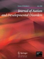 Journal of Autism and Developmental Disorders 6/2008