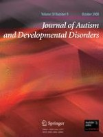 Journal of Autism and Developmental Disorders 9/2008