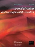 Journal of Autism and Developmental Disorders 4/2009