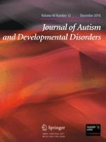 Journal of Autism and Developmental Disorders 12/2010