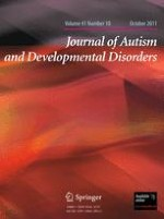 Journal of Autism and Developmental Disorders 10/2011