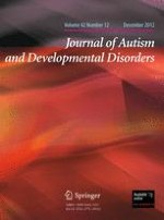 Journal of Autism and Developmental Disorders 12/2012