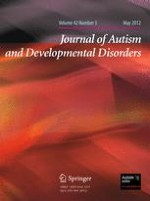 Journal of Autism and Developmental Disorders 5/2012