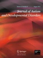 Journal of Autism and Developmental Disorders 8/2012