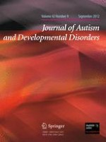 Journal of Autism and Developmental Disorders 9/2012