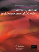 Journal of Autism and Developmental Disorders 1/2013