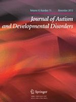 Journal of Autism and Developmental Disorders 11/2013