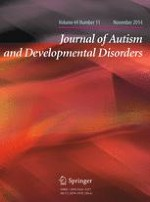Journal of Autism and Developmental Disorders 11/2014