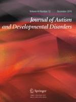 Journal of Autism and Developmental Disorders 12/2014