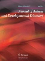 Journal of Autism and Developmental Disorders 7/2014