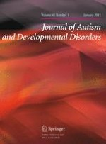 Journal of Autism and Developmental Disorders 1/2015