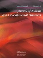 Journal of Autism and Developmental Disorders 2/2015
