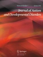 Journal of Autism and Developmental Disorders 1/2016
